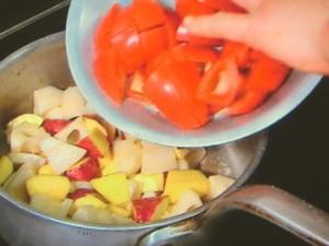 さけと秋野菜のチーズ焼き