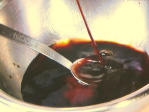 さけのいり焼き変わり甘酢ソース