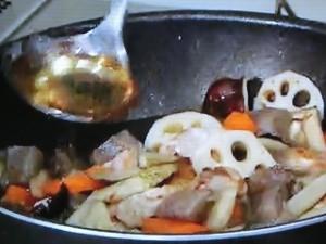 極ウマ煮物(筑前煮)