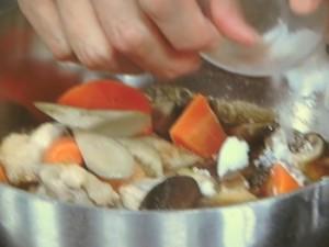 三宝筑前煮
