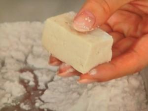 豆腐のこんがり肉巻き