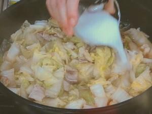 白菜のあんかけ