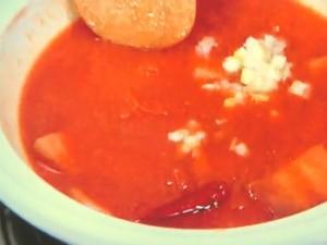 洋風塩レモントマト煮込み鍋