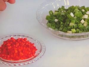 しらすと生姜の炒飯
