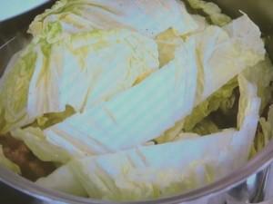 白菜そぼろ