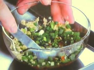 スペアリブと根菜の煮込み
