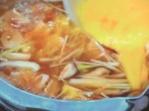干しシイタケの酸辣湯(サンラータン)
