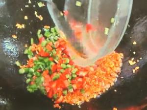 鶏の酸辣(サンラー)炒め