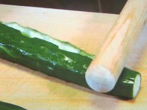 きゅうりのたたき~常備菜