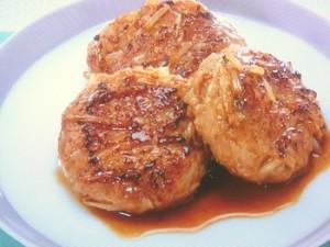 豚ひき肉ともやしの一口焼き