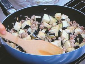 マーボーなす豆腐