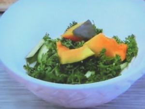 もこみち流 かぼちゃのチーズマヨサラダ