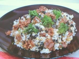 簡単 美味しい♪牛肉の混ぜ寿司