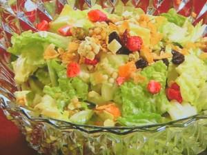 パリパリ白菜サラダ
