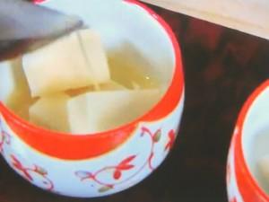 おもちの茶碗蒸し
