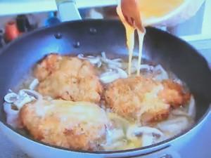 もこみち流 イタリア風カツ丼