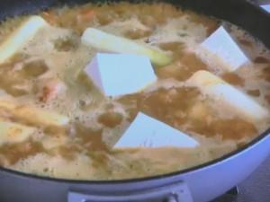 もこみち流 豚バラ肉と豆腐のカレー
