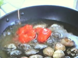 もこみち流 アサリとトマトの炊き込みごはん