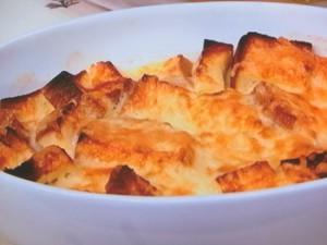 パンプディング・チーズ風味
