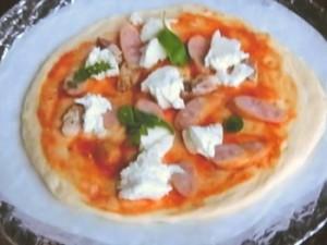 ペットボトルピザ