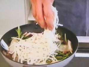 もこみち流 干し豆腐と豚肉の麻婆