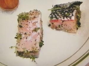 もこみち流 白身魚のスライスアーモンドフライ