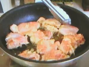 もこみち流 鶏肉のねぎ塩丼