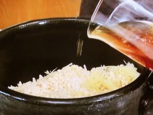 しょうがの土鍋ご飯