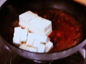 麻婆豆腐(マーボー)