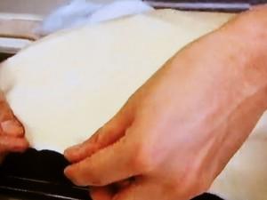 もこみち流 牛肉とマッシュルームのパイ包み焼き