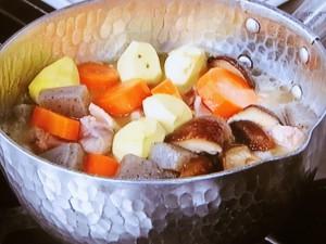 新栗のうま煮