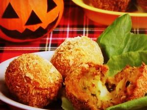 かぼちゃのコロッケ