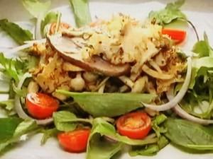 もこみち流 バルサミコ風味のきのこのオーブン焼きサラダ