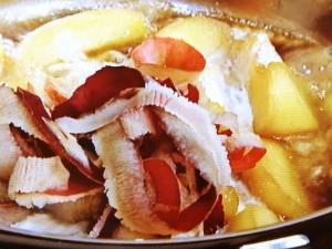 りんごのキャラメル煮