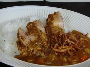 焼き豚カレー