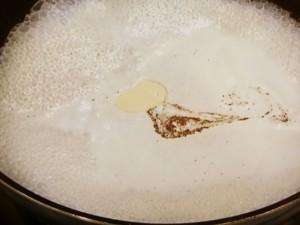 キノコクリームシチュー