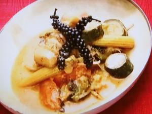 もこみち流 豚肉と野菜のレッドカレー