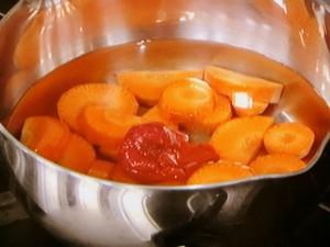 にんじんの梅煮