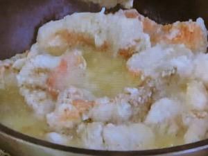 もこみち流 金目鯛とアサリの中華炒め
