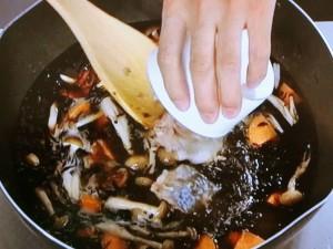 サバ缶とひじきのうま煮