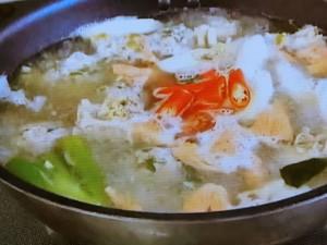 もこみち流 鶏団子ときのこのスパイシースープ