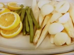 もこみち流 タイと野菜のパピヨット