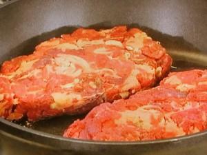 パワフル香味焼き牛丼