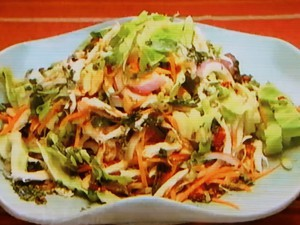 もこみち流 タイ風 チキンサラダ