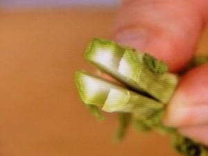 菜の花のゆず漬け