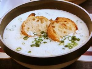 台湾風豆乳スープパン