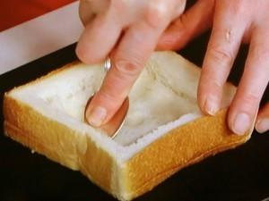 春キャベツのキッシュトースト