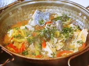 漁師風トマト鍋