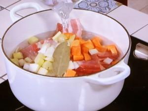 ポークトマト煮