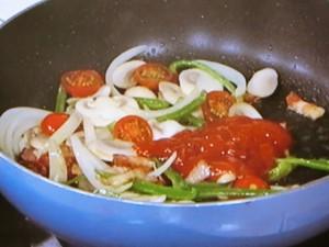 スパゲッティナポリタン